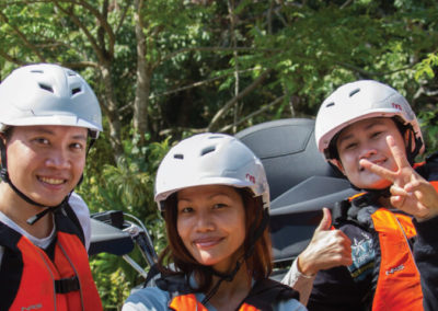 Rafting Safety Chiang Mai Tour 8Adventures