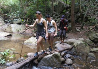 what to do in chiang mai trekking tour 8adventures