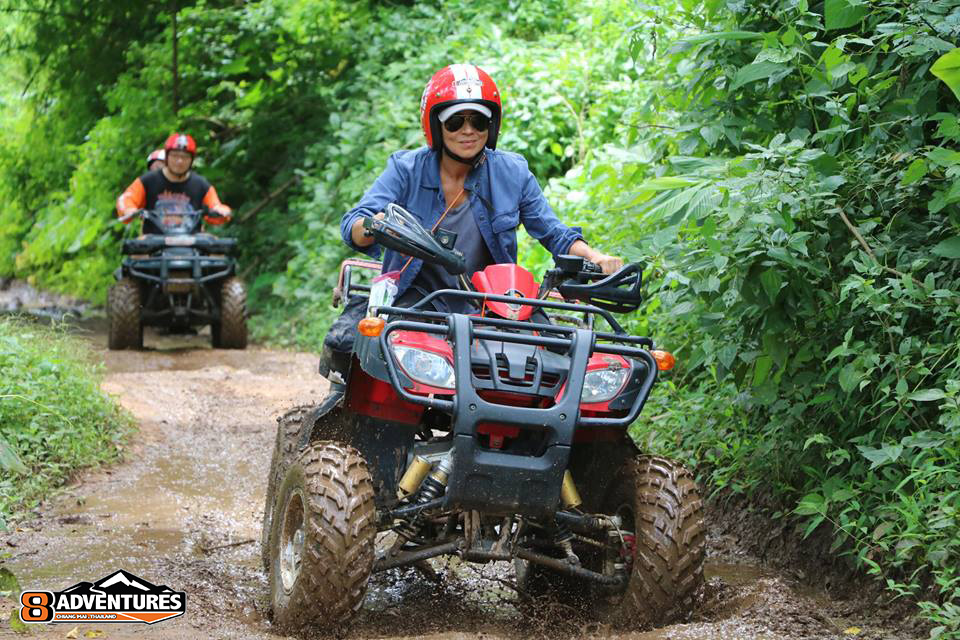 ATV Chiang Mai Tour Smile 8Adventures