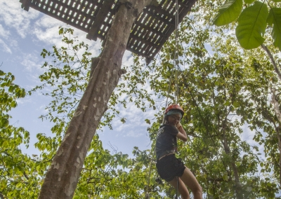 8Adventures Multi Day Trip Zipline Repel Chiang Mai